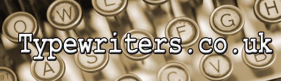 Vintage Typewriters UK